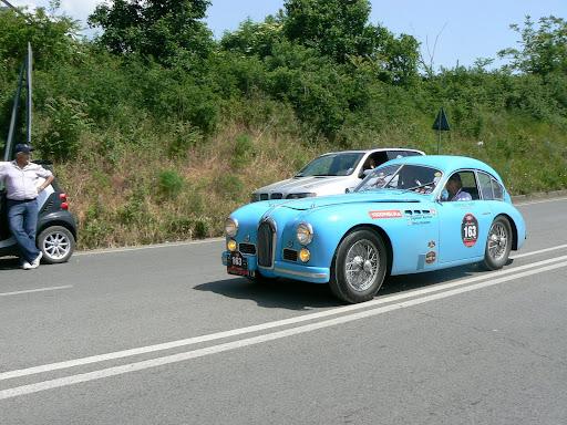 A Talbot-Lagot T29 Grand Sport