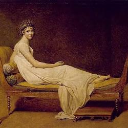 53 - David - Madame Recamier