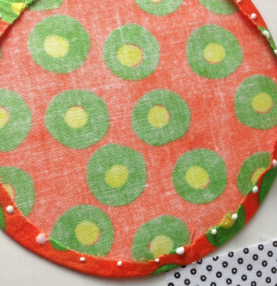 Applique Circle 4