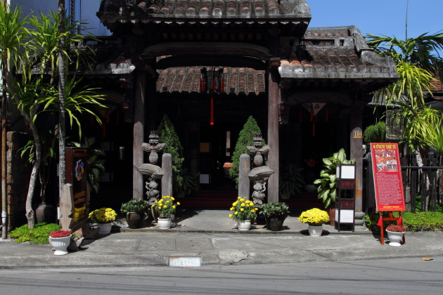 Ancient House in Hoi An