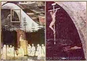 Óvnis na Crucificação de Jesus