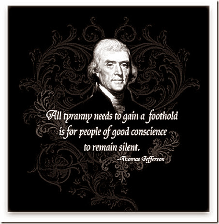 Thomas Jefferson on Tyranny