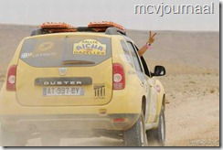 Rally Marokko 2012 E2 12