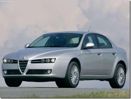 Alfa Romeo 159 (2005)3
