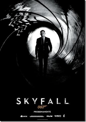 007 Skyfall - La rinascita di un franchise  la sua resurrezione