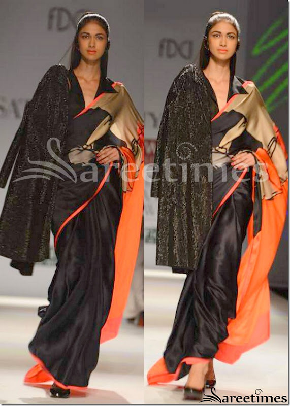 Satya_Paul_Black_Sari