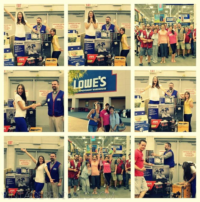 Lowes Collage