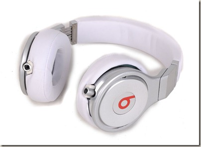 Monster Beats By Dre Pro White