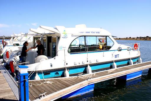 Alojamento Barcos-casa Alqueva Barragem