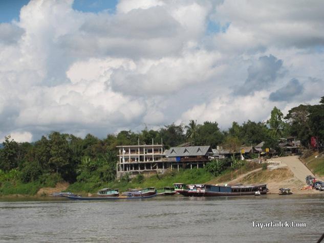 Huay Xai Laos