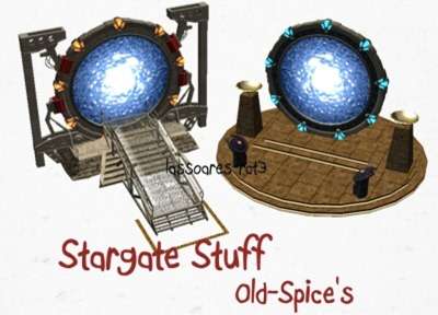 Stargate Stuff (Old-Spice) lassoares-rct3