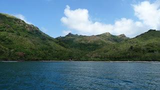 Nalauwaki Bay, Waya.
