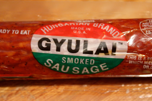 Gyulai Sausage