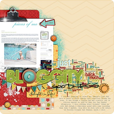 Brush Set: Fanciful Bits Brush Set: Sun Bursts ScrapSimple Tools - Styles: Freehand Coloring 8201 ScrapSimple Paper Templates: Chevron 4 EVER Blog Hop Collection Ali Edwards' This is the Day Brush Set Jady Day's Summertime Fun Collection Jady Day's Backyard Play Collection
