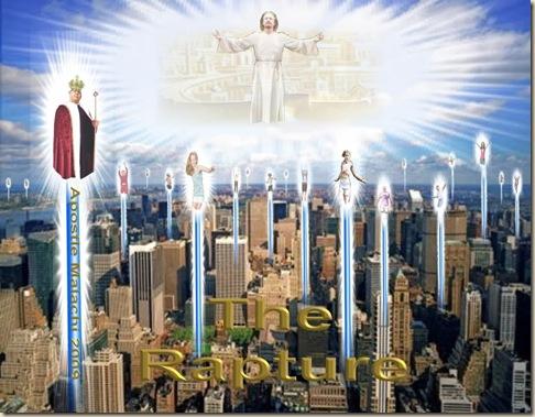 arrebatamiento rapto dios ateismo biblia humor