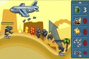 Screenshot of Armored Strike Online