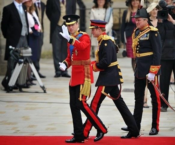 boda-real-inglesa-entrada-del-principe-guillermo