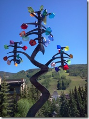 downtown vail decoration