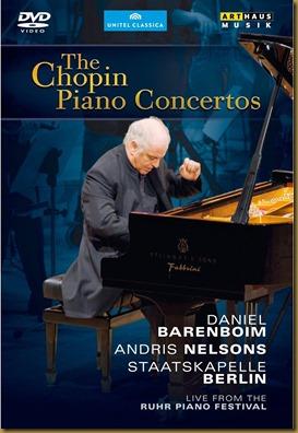 Barenboim Nelsons Chopin DVD Arthaus