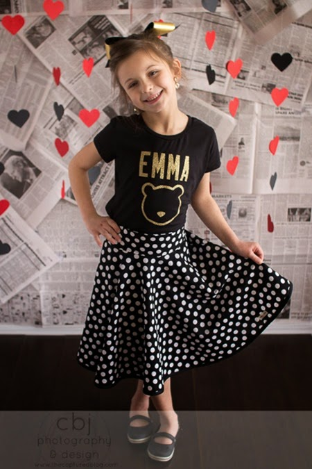 This shop makes the CUTEST clothing for girls. Check out Daydream Believers Designs. This Eloise skirt is perfection! #kidstyle #etsy #handmade  #daydreambelieversdesigns