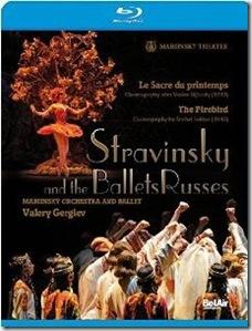Stravinsky Consagracion Gergiev bluray