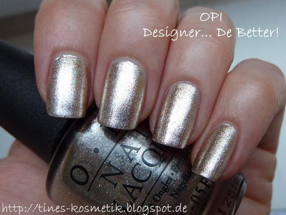 OPI Designer De Better 4
