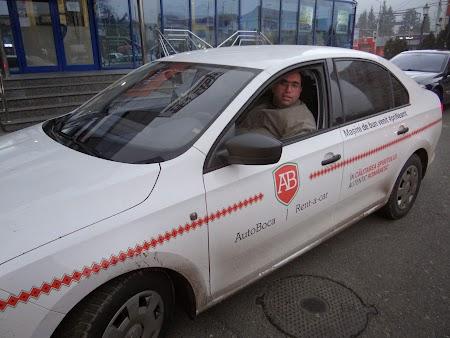 Skoda Rapid de la Auto Boca