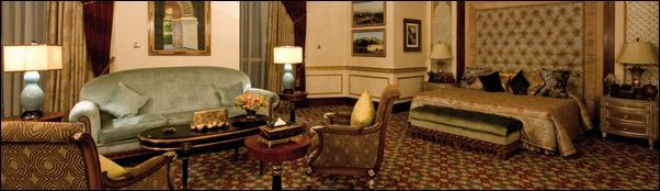غرف ابراج هيلتون مكة2
