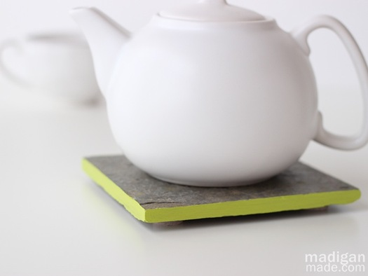 simple-trivet-craft-with-neon-edges 