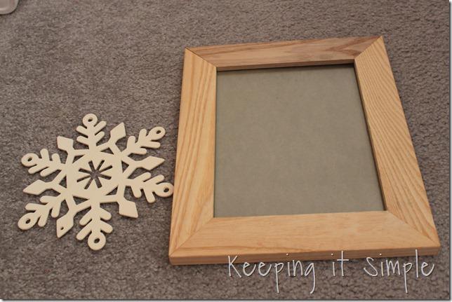 snowflake frame (1)