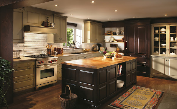 Wood Mode Stonehill Kitchen Kitchen And Bath