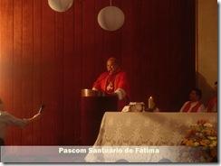Dom Orani celebra missa