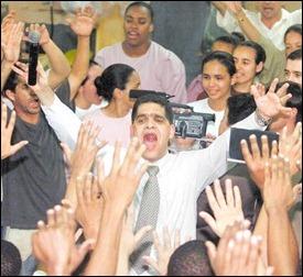 pastor Marcos Pereira da Silva