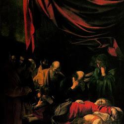 56 - Caravaggio - La muerte de la Virgen