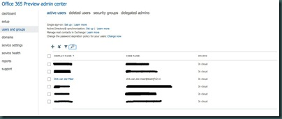 Office 365 - users and groups_1