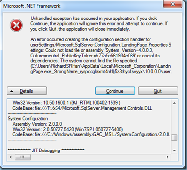 install_SQLServer2008R2_Error