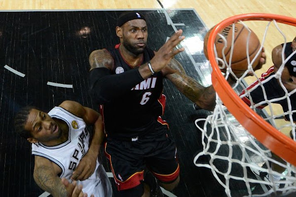 Miami8217s Big Three Carry Heat amp Even NBA Finals with Spurs