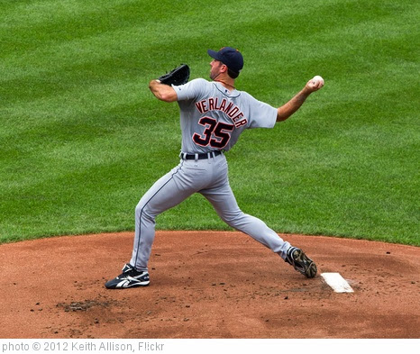 'Justin Verlander' photo (c) 2012, Keith Allison - license: http://creativecommons.org/licenses/by-sa/2.0/