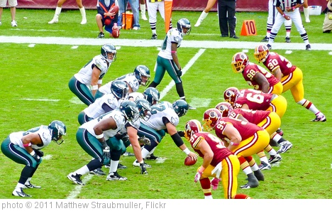 'Eagles vs Redskins 10.16.11' photo (c) 2011, Matthew Straubmuller - license: http://creativecommons.org/licenses/by/2.0/