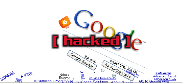 google-was-hacked