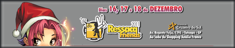 Ressaca Anime Friends