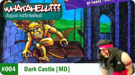 WHATAHELL #004 - Dark Castle [MD]