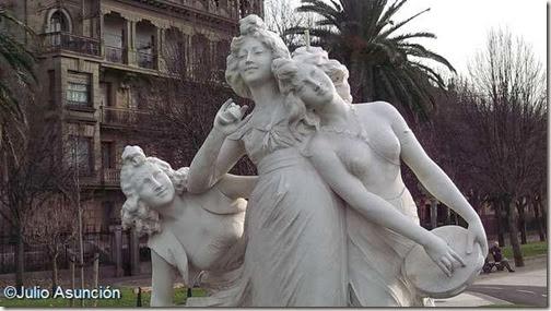 Bailarinas - San Sebastián