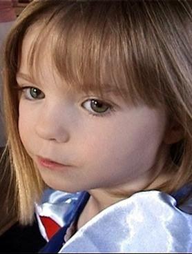 Madeleine foi capturada por rede de pedofilia, segundo polícia portuguesa