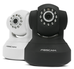 Camera IP 1