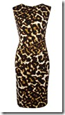 Episode Leopard Print Dress