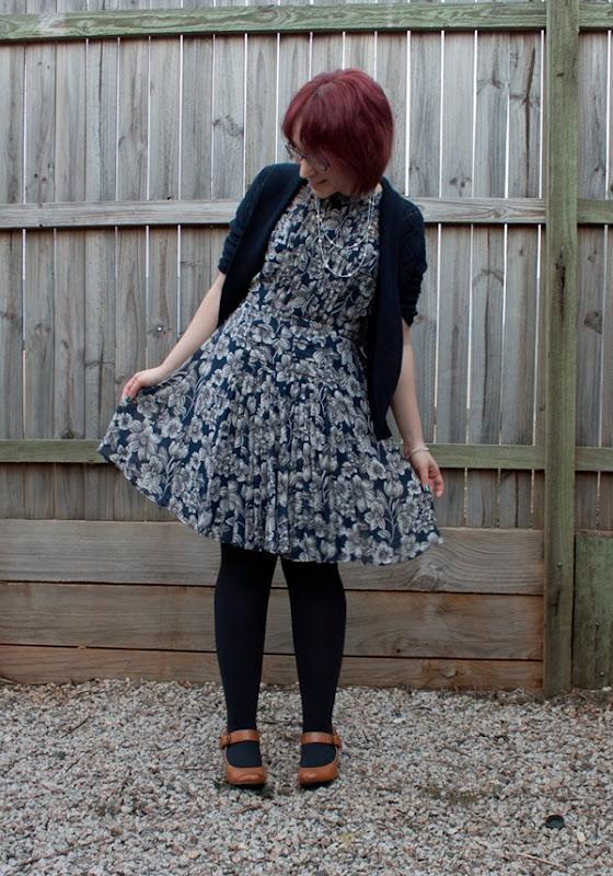 my modern vintage fashion style blog