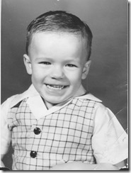 Glenn @ age 3
