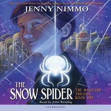 JN Snow Spider
