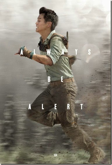 the maze runner_ki hong lee poster art